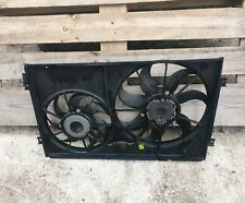 Seat Leon Mk2 1.9 TDi BKC BXE TWIN RADIATOR COOLING FANS MOTORS and COWLING