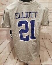 606848b3 EZEKIEL ELLIOTT LARGE SHIRT TEE VINTAGE RETRO LOOK NFL DALLAS COWBOYS  FOOTBALL
