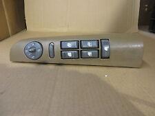 CHEVY GMC BLAZER JIMMY s10 s15 95-97 POWER WINDOW LOCK MIRROR SWITCH + TAN BEZEL