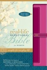 Niv Real-Life Devotional Bible for Women : Insights for Everyday Life by Lysa...