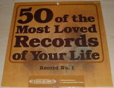50 OF THE MOST LOVED RECORDS OF YOUR LIFE RECORD NO. 1 1984 SMI 17691 SUFFOLK