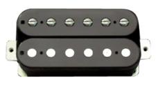 GIOVANNI GVH -1 CUSTOM HUMBUCKER PICKUP SET (NECK/BRIDGE) Black FINISH NICE!