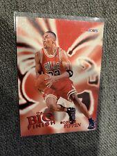1996 NBA Hoops #177 Scottie Pippen Chicago Bulls Basketball Card