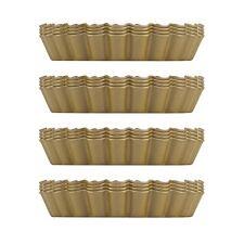 """Berndes Metal Bakeware - Set of 16 Non-stick Tartlette Tins - Ø 12.5 cm / 5.1"""""""