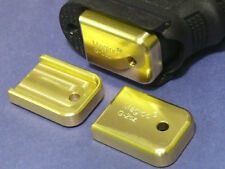2 oz Extended Brass Magazine Base Plate pad for Glock 17 19 in 9mm 40 S&W  #1390