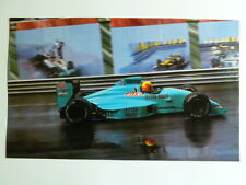1989 Leyton House March Formula 1 Race Car Picture / Print / Poster RARE! L@@K