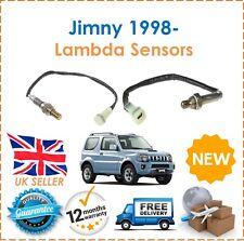 PARA SUZUKI JIMNY 1998- DELANTERO Y TRASERO 02 Oxígeno Sensores Lambda