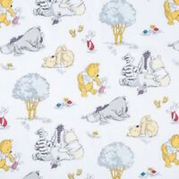 WINNIE THE POOH 100% COTTON FABRIC - FAT QUARTER - Perfect for DIY Face Mask