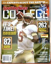 SPORTING NEWS Magazine COLLEGE Football The College Football PLAYOFF Has Arrived
