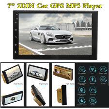 "7"" 2 Din Android 8.1 Bluetooth estéreo de coche radio FM reproductor de audio MP5 GPS Sat Navi"