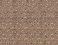O Scale Rockwall Model Train Scenery Sheets –5 Seamless 8.5x11 Coverstock Tan