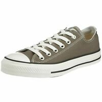 Converse 1J794 Unisex Chuck Taylor All Star OX Canvas Sneaker Charcoal