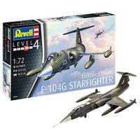 REVELL F-104G Starfighter 1:72 Aircraft Model Kit 03904