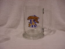 GORGEOUS Kentucky Wildcats Basketball 5 1/2 Inch Glass Mug, WOW-NICE!!