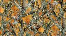 True Timber MC2 Blaze Poly/Cotton Camouflage Wholesale Fabric - 15 Yards -WSFP09