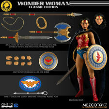 Mezco Toys One: 12 Collective DC Wonder Woman Classic Edition Action Figure* NEW