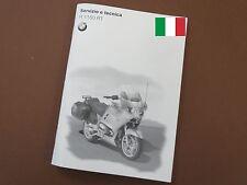 Bmw r1150rt proprietari Manuale Servizio E Tecnica 7798391