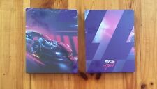 NEED FOR SPEED HEAT NEW STEELBOOK ONLY PS4 PC XBOX G2 SIZE METAL CASE