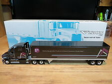 First Gear Mack Vision Tractor with 48' Trailer Diecast 1:54