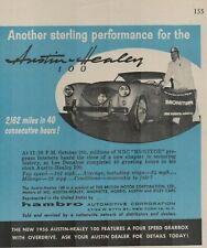 Morris Minor 950 moteur mince plaque arrière boîte de vitesses de série A MG Midget Healey Sprite