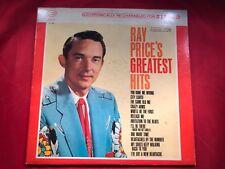 Q-67 RAY PRICE Greatest Hits ......... CS 8866