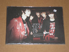 SHINEE - 2009 YEAR OF US - CD MINI-ALBUM + BOOKLET SIGILLATO (SEALED)