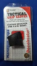 Pachmayr TACTICAL Grip Gloves #05176 for RUGER LCP, TAURUS TCP, BERETTA NANO,ETC