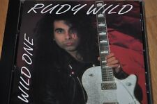 RUDY WILD Wild One CD 1991 platinum MELODIC ROCK INDIE KANE ROBERTS