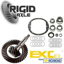 "09+ GM 8.6"" 10 Bolt 4.10 Richmond Excel Ring Pinion Gear Set Master Bearing Kit"