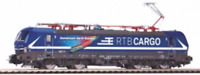 Piko 59590 HO Gauge Expert RTB Cargo Vectron Electric Locomotive VI