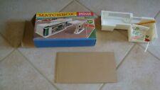 majorette/dinky/cij /Matchbox/ Station Service Avec Pompes/Bp/1960/original