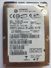 DISQUE DUR HITACHI 160GB SATA 2.5'' 5400RPM
