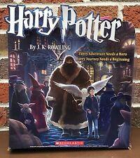 Harry Potter Original Book Display