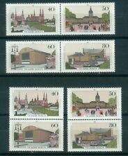 Berlin Block 8 , alle Kombinationen  , ** , 772-775