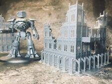 8mm Large Gothic Ruin - Epic Adeptus Titanicus Terrain