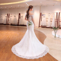 Lace Wedding Dresses With Sleeves  Robe De Mariee Off The Shoulder Bridal Gowns