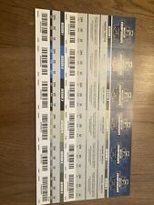 New listing 2020 NCAA National Wrestling Championships Tickets*The Tournament that Wasn't*