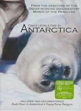 ONCE UPON A TIME IN ANTARCTICA - SPECIAL EARTH DAY EDITION (DVD)