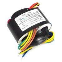 30W R-CORE Transformer For Audio DAC/ Amplifier  AC110V /220V 9V*2+16V*2