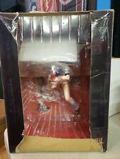Yamato Project Dynamite 1/5 Scale Ikki Tousen Kanu Unchou Chained Statue DMG Box