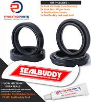 Fork Seals Dust Seals & Tool for Kawasaki GPZ600 R 85-89
