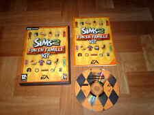 LES SIMS 2...fun en famille...jeu complet...sur PC