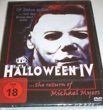 Halloween 4 - DVD/NEU/OVP/Horror/Donald Pleasence/Laser Paradise/TB