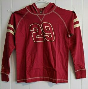 Kevin Harvick #29 Pullover Hoodie Brick Red 2013 NASCAR -Chase Large