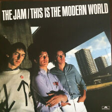 THE JAM        -        THIS IS THE MODERN WORLD         -   PRE-LOVED   VINYL