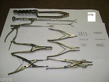 Depuy Spine Acromed Mitek Motech Insertion Guide Distractor Pliers Isola  Lot