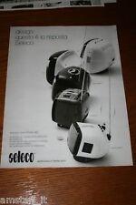 AP13=1972=SELECO TV TELEVISORE TELEVISIONE=PUBBLICITA'=ADVERTISING=WERBUNG=