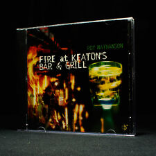 Roy Nathanson - Fire At Keaton's Bar And Grill - music cd album