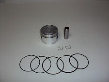 Chinese Scooter GY6 / QMB Piston Set 57mm Bore Stock 150cc