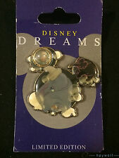 Disney Dreams Dumbo and Timothy Mouse in Bubbles Dreams Collection Pin
